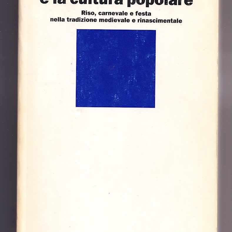 Bachtin, L'opera di Rabelais