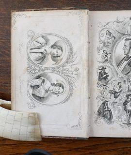 I promessi sposi e poesie varie di Alessandro Manzoni, Torino, 1855