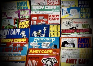 Lot of 21 Andy Capp, 1963-1982