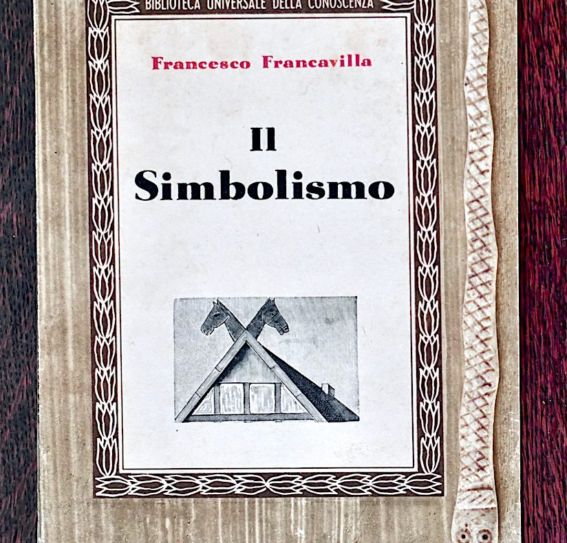 Francesco Francavilla, Il simbolismo