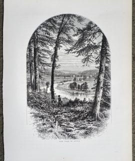 Lot of 4 prints, Ireland, 1876