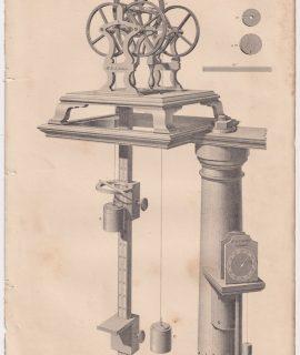 Antique Print, Force, 1870