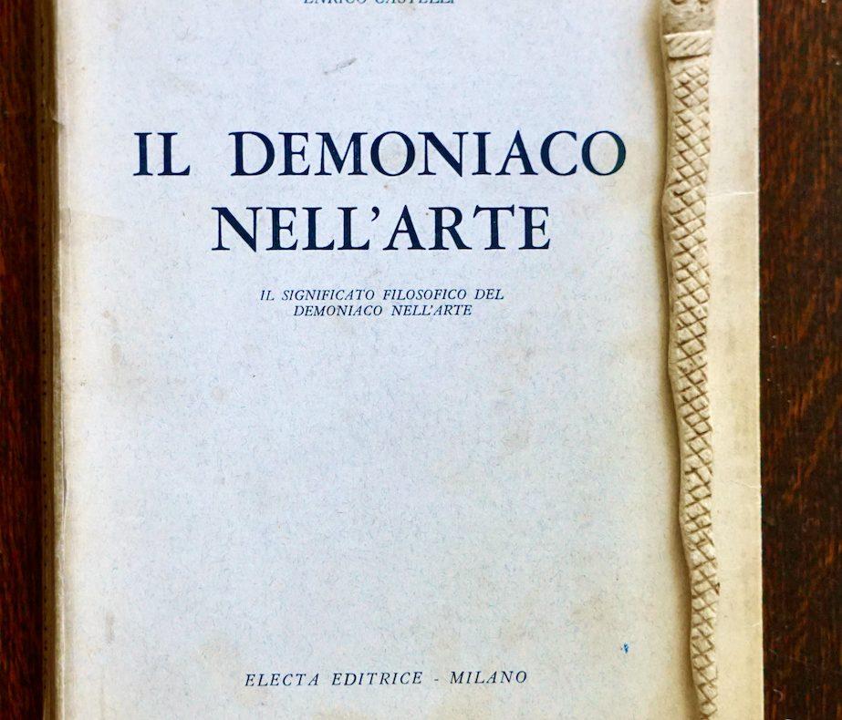 Castelli, Il Demoniaco nell'arte
