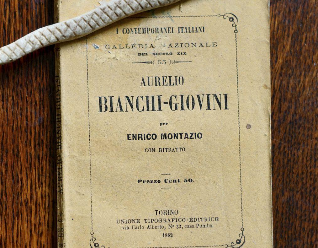 Montazio, Aurelio Bianchi-Giovini