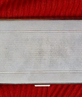 Large Vintage Har-Bro Cigarette case