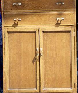 Vintage Deco Cabinet Drawers