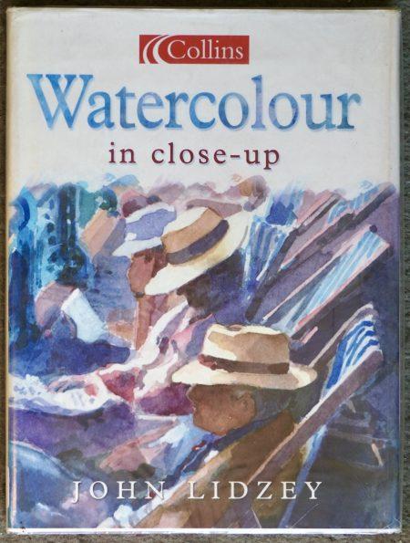 Watercolour in close-up, John Lidzey, 2004