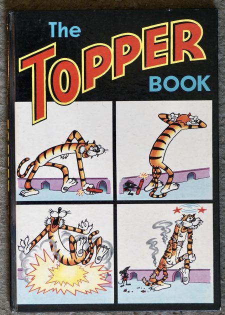 The Topper Book by D.C. Thomson & Co. 1966