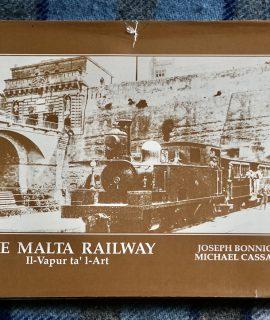 The Malta Railway, J. Bonnici and M. Cassar, 1988