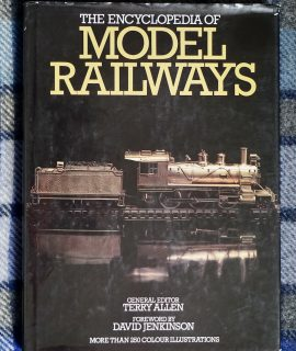 The Encyclopedia of Model Railways, Peerage Books, 1985