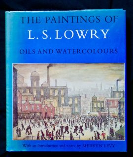 The Paintings of L.S. Lowry, Jupiter Books, 1975