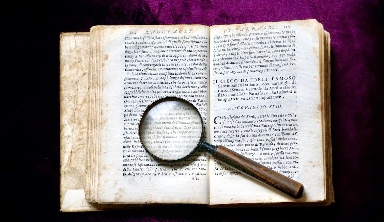 Ragguaglio XVIII, Cristoforo Scanello