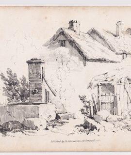 Antique Print published by Ackermann, 1837