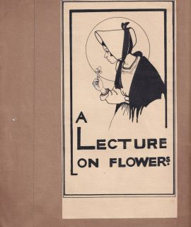 A Lecture on Flowers, original Old Bill, 1914