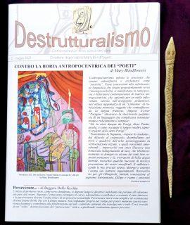 Destrutturalismo n. 2, maggio 2021