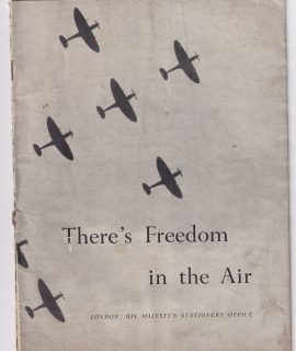 There's Freedom in the Air, London: His Majesty's Stationery Office, 1944