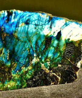 Labradorite from Madagascar